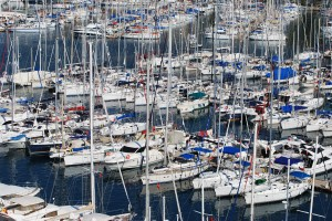 Marmaris: Netsel Marina is a major yacht charter base with sailing boats of all sizes