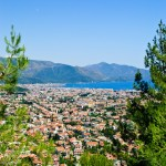 Marmaris: View of the ever expanding town.