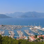 Marmaris: Netsel Marina, a popular charter base