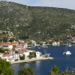 Agia Kiriaki: Village and harbour on the Trikeri peninsular