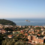 Petrovac: The town with more hotels being built in the foreground