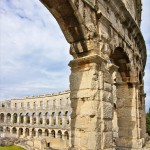 Pula: The superbly preserved Roman amphitheatre is not to be missed