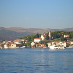 Rogoznica: The town and quay
