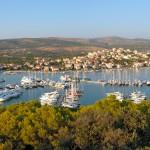 Rogoznica: The Marina