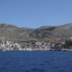 Hydra: The town from the north