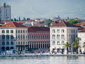 Split: Some of the many historic buildings