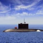 Marmaris: You may spot a submarine as you approach Marmaris