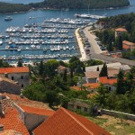 Vrsar: The marina