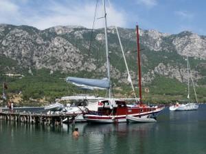Akbuk: Another quality Turkish jetty!
