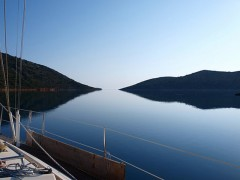 Kyra Panagia: Still waters