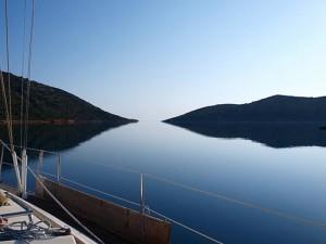 Kyra Panagia: Still waters