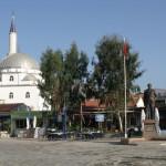 Bozburun: The main square