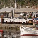Bozburun: A seafront restaurant