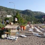 Ciftlik: The beach