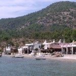 Cokertme: Most of the village, mostly restaurants!