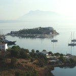Datca: The harbour in the south bay
