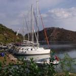 Dirsek: A Flotilla on the quay