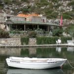 Dirsek: The restaurant. And a boat.