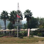 Karacasogut: Restaurant and mini market