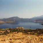 Selimiye: View over the village and bay (before the harbour was built)