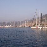 Selimiye: The harbour