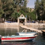 Serce Limani: Job opportunity for a capable sign writer! Captain Nemo's restaurant