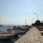 Datca: Boats in the north bay