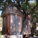 Kalekoy: Another Lycian Tomb