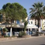 Poros: A seafront taverna