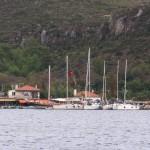 Sogut: A flotilla on the quay