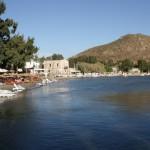 Akyarlar: The beach