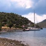 Kuzbuku: The Yacht Club jetty