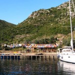 Kuzbuku: The jetty and restaurant