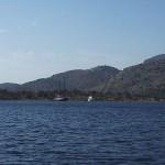 Bozburun channel anchorage