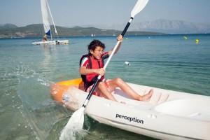 Nikiana Beach Club - it's childs play
