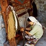 Traditional Turkish Carpet Weaving