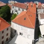 Korcula Luka: The old town