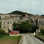 Lastovo Town: A sleepy place