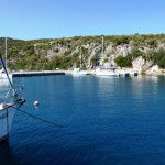 Nea Epidavros: Yachts moored in the harbour