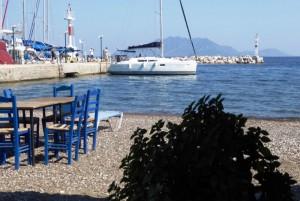Nea Epidavros: The quay