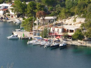 Okuklje: Charter yachts on the quay - it could be you!