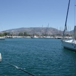 Athens Kalamaki: Some of the many charter yachts