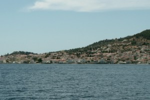 Spetses: The town