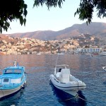 Symi Town: The harbour