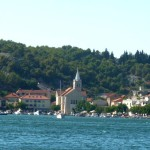 Zaton: The town from the sea