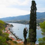 Poros: The yacht charter base