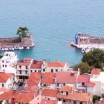 Nafpaktos: View over the harbour