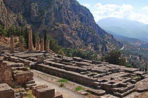 Delphi: The Temple of Apollo